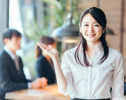 AC woman point PR no shigoto 4193087_s